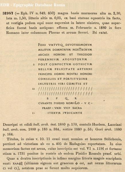 CIL VI, 31987