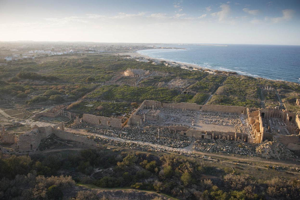 The Severan Forum