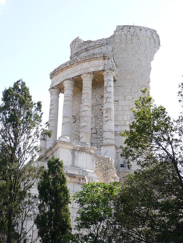 The Tropaeum Alpium
