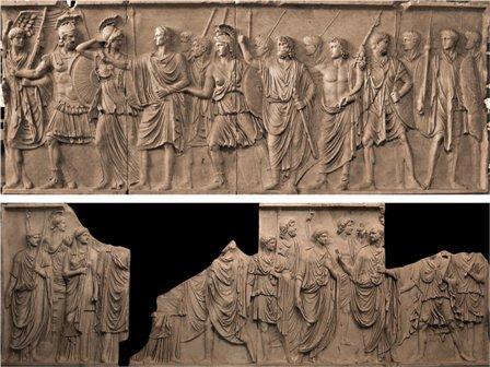 Cancelleria's Reliefs