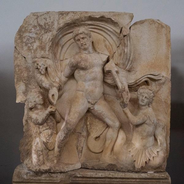 Claudius ruling the Oikoumenè