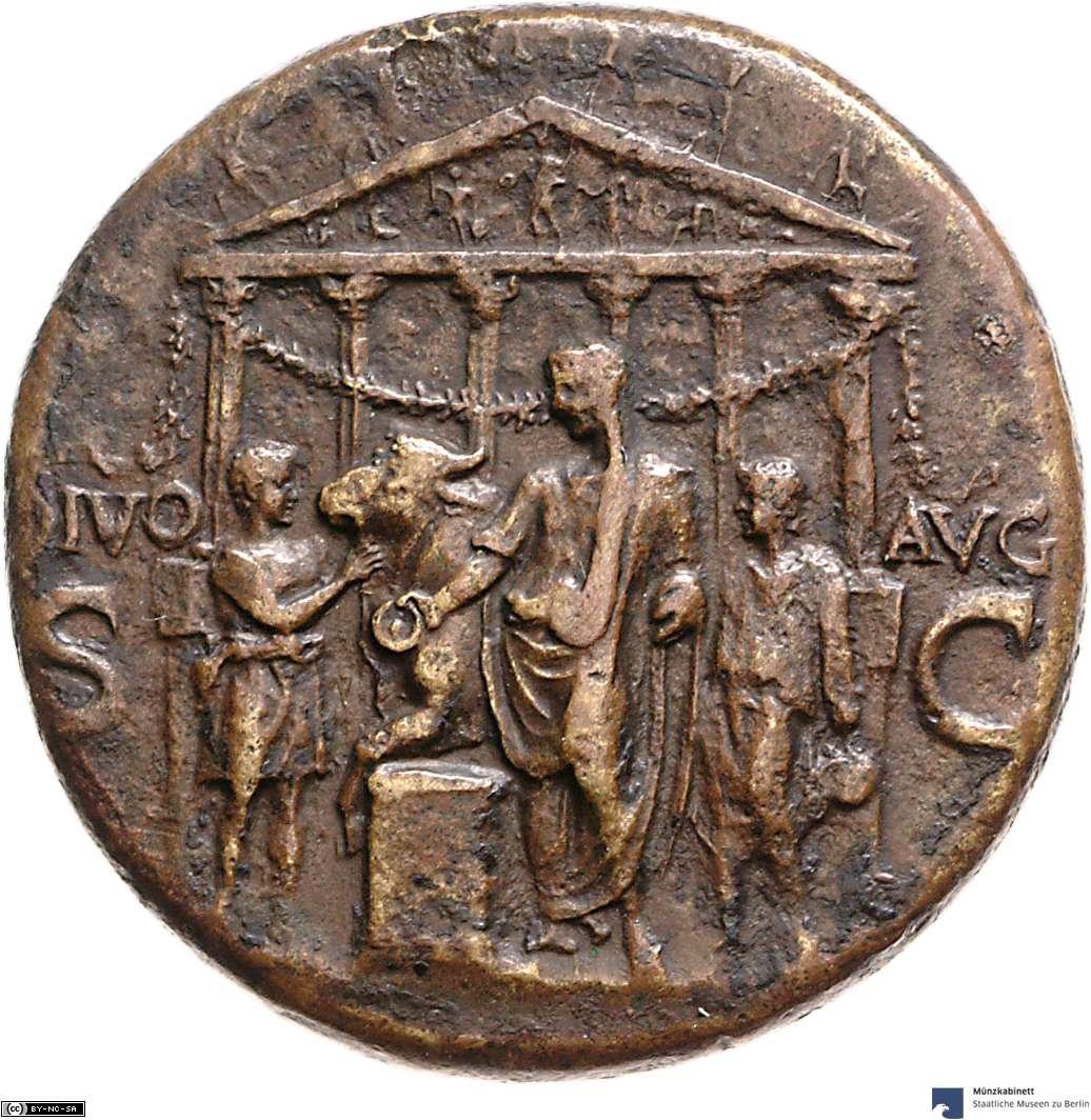 Berlin kaligula Was Caligula