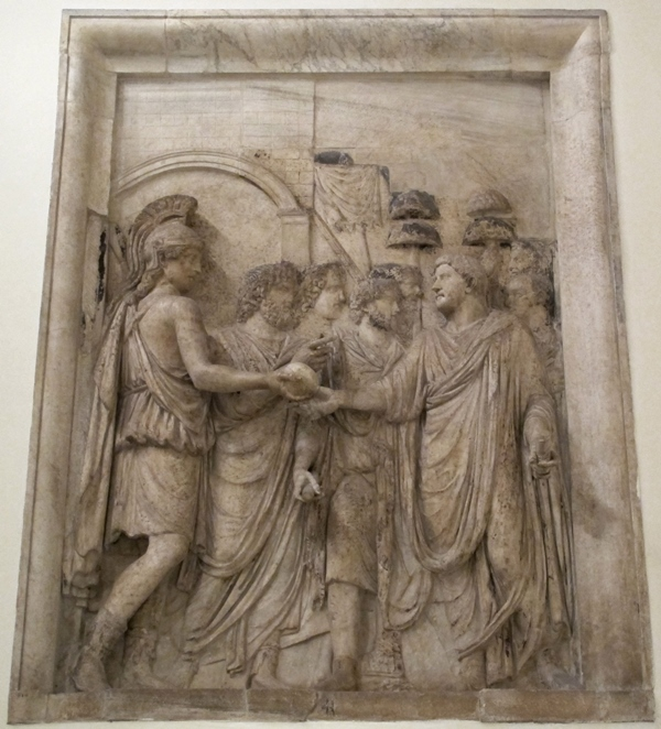 Adventus of Hadrian (second quarter of the second century CE)