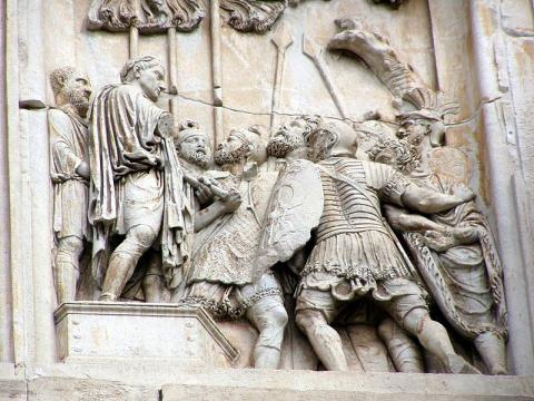 The Arch of Constantine | Judaism and Rome